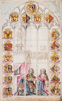 [Pedigrees of the most famous families of Belgium. by (POWELL, David, owner and compiler).