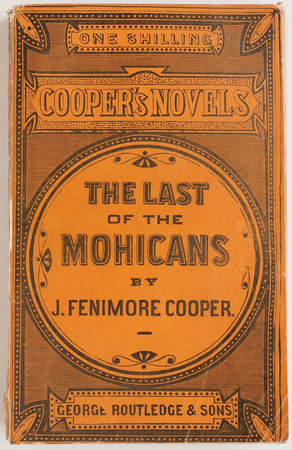 Last of the Mohicans. by COOPER, James Fenimore.