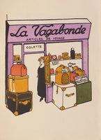 Prochainement Ouverture... de 62 boutiques littéraires. by MACORLAN, Pierre. Henri GUILAC, illustrator.