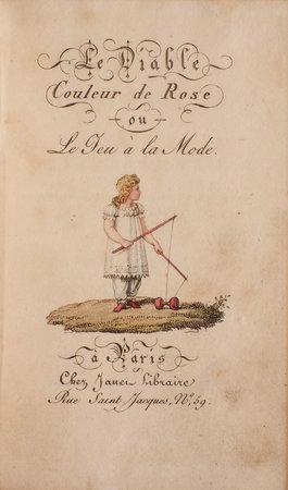 ou la Jeu à la mode. by LE DIABLE COULEUR DE ROSE