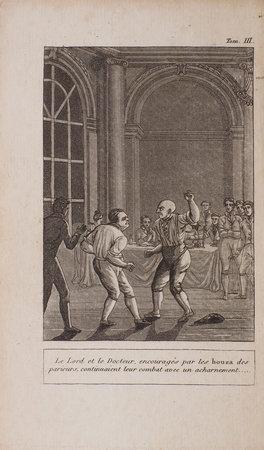 Les deux Eugène, ou Dix-sept pères pour un enfant. Roman critique et moral. by [RABAN, Louis-François, attributed to].
