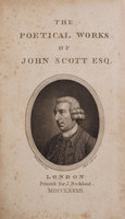 The Poetical Works... by (BLAKE). SCOTT, John.