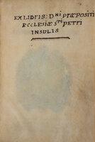 Prières hymnes et offices [Les sept pseaumes de la Pénitance]. by (PENITENTIAL PSALMS). [RANCÉ, Armand-Jean-Baptiste Le Bouthillier de, Abbot of La Trappe].