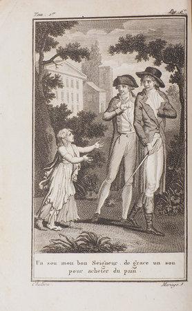 Rosa, ou Fille mendiante et ses bienfaiteurs... by BENNETT, Agnes Maria. Louise BRAYER-ST.-LÉON, translator.