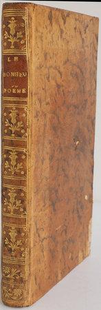 Le Bonheur, poéme, en six chants. Avec des fragments de quelques Epitres. Ouvrages posthumes de M. Helvetius. by HELVÉTIUS, [Claude-Adrien].