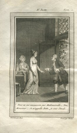 Monsieur Botte. by PIGAULT-LEBRUN. [Charles-Antoine-Guillaume Pigault de l'Espinoy].