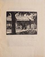 Je vous ai désirée un soir... by BOYLESVE, René. Paul BAUDIER, llustrator.
