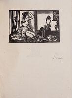 La Bataille. by FARRÈRE, Claude. A. ROUBILLE, illustrator.