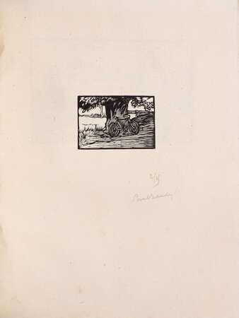Une Honnête Femme. by BOURDEAUX, Henry. Paul BAUDIER, illustrator.