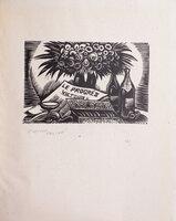 Monsieur Bille dans le tourmente. by VILLETARD, Pierre. Pierre Falké, illustrator.