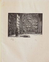 La Fin d'un beau jour. by JALOUX, Edmond. Paul BAUDIER, illustrator.