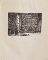 La Fin d'un beau jour. by JALOUX, Edmond. Paul BAUDIER, illustrator.