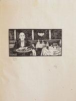 Le Pays natal. by BORDEAUX, Henry. René POTTIER, illustrator.