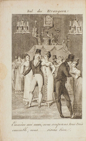Les Soirées du Palais Royal; recueil d'aventures galantes et délicates, publié par un invalide du Palais Royal. by [CUISIN, P., attributed to].