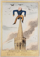 Nashional Taste!!! Dedicated without Permission, to the Church Commissioners... by [CRUIKSHANK, George].