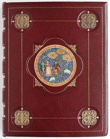 Le Jeu de Robin et Marion. by BOUCHER, Lucy, illustrator. Adam de la HALLE.