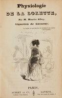 Physiologie de la lorette … Vignettes de Gavarny … by ALHOY, Maurice.