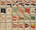 Another image of The Maritime Flags of all Nations [cover title]. by HEATHER, William, publisher.