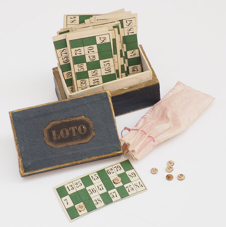 Loto. by (MINIATURE).