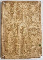 Tractatus de Epitaphiis auctore R. P. Francisco Proficio è Societate Iesu. by PROFICIO, Francisco.