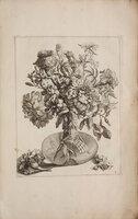 Livres de Fleurs. by VAUQUER [or VAUQIER], [Jacques].
