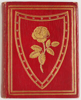Armorial album created for the Festes Der Zauber Der Weissen Rose ('Magic of the White Rose' celebrations). by [FEODOROVNA, Alexandra, Empress of Russia, born CHARLOTTE Princess of Prussia.