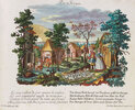 Another image of [A bound collection of 54 plates] by MOTZ, Johann Michael, heirs of; and Albrecht SCHMIDT.