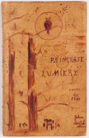 La Princesse lumière Conte de fées. by BARTEL, Jehan [pseudonym of Jehannette or Jeanette BARTEL].