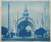 Les Merveilles et les originalités architecturales a l'Exposition 1900. by [LÉVY, Albert].