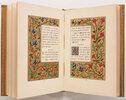 Another image of Livre d'heures edité et illustré par Mlle A. Rabeau. by RABEAU, M[ademoisell]e A.