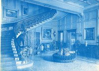 ['Intérieurs Anglais', a catalogue of 86 cyanotypes of British house interiors, 1880s–1890s]. by BEDFORD LEMERE & CO.