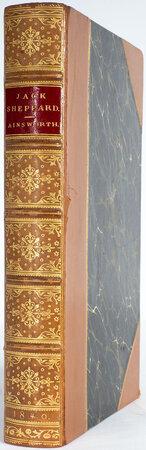 Jack Sheppard. A Romance... A new Edition. by AINSWORTH, W. Harrison.