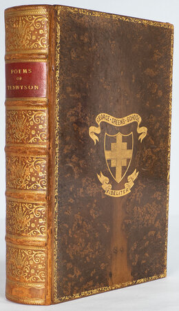 Oxford edition. Poems of Tennyson including 'The Princess,' 'In Memoriam,' 'Maud, ' 'Idylls of the King,' 'Enoch Arden,' etc. by TENNYSON, Alfred.