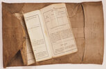 Another image of Account book. by [ONLEY, Thomas].