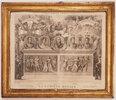 Another image of Calendrier perpétuel. La Famille Royale. by (PERPETUAL CALENDAR) PHELIPPEAUX, [Antoine, engraver, after] MASSARD.