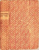 Amusemens des eaux de Schwalbach, des bains de Wisbaden et de Schlangenbad . Avec deux relations curieuses; l'une de la Nouvelle Jerusalem; et l'autre d'une partie de la Tartarie independante. Avec des figures en taille-douce. Nouvelle edition by [PIMPLIE-SOLIGNAC, Pierre-Joseph de la (1687-1773)] (also attrib. to Merveilleux, David Francois de)