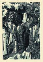 Frozen Fountain. by DESMET, Anne RA RE, b. 1964