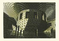 British Museum, Series No.2. by DESMET, Anne RA RE, b. 1964
