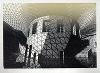 British Museum, Series No.3. by DESMET, Anne RA RE, b. 1964