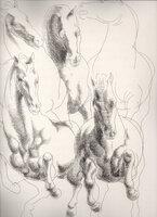 Antigone. by ERNI, Hans. SOPHOCLES.