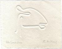 Greek Sheep's Head by KING, Ron. b.1932