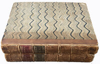 The Life of Johnson..in two volumes. by BOSWELL, James.