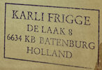 Another image of Der Fortschritte der Marmorierkunst. Ein praktisches Handbuch fur Buchbinder und Buntpapierfabrikanten. by MARBLED PAPER. HALFER, Josef.