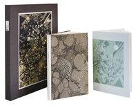 Bokeh: A Little Book of Flowers. by SCHANILEC, Gaylord, poet, artist & printer.