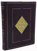 Toi et Moi [You and Me]. by GERALDY, Paul. LEPAPE, Georges. Bound by H. BERTHAUX.