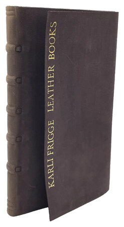 Leather Books. by FRIGGE, Karli.