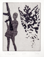 Forever Peace. To Stop War. by TEMPORARY CULTURE. CHUTE, Judith. HALDEMAN, Joe.