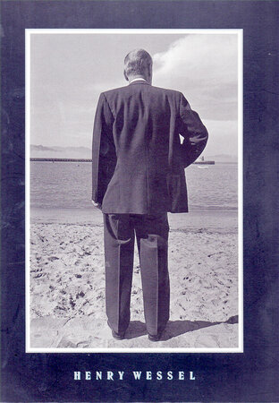 Gallery Min Catalogue - Henry Wessel. by WESSEL, Henry.