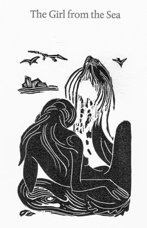 The Girl from the Sea. by OLD STILE PRESS. MCKAY BROWN, George. ONKEN, Michael.
