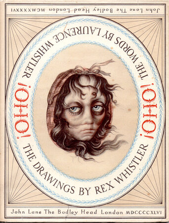 !OHO! by WHISTLER, Rex & Laurence.